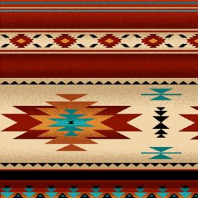 Native Stripe Fabric